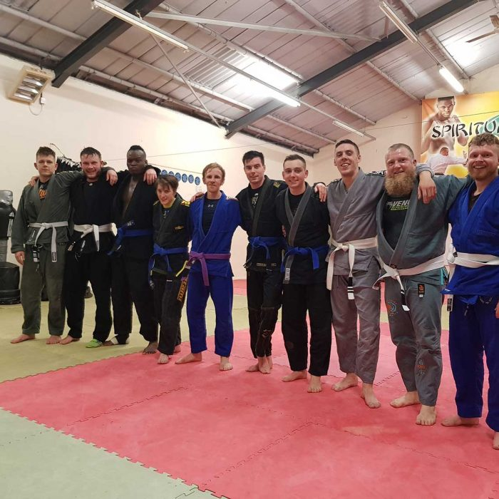 JUN FAN JKD Adult martial arts lessons in coventry