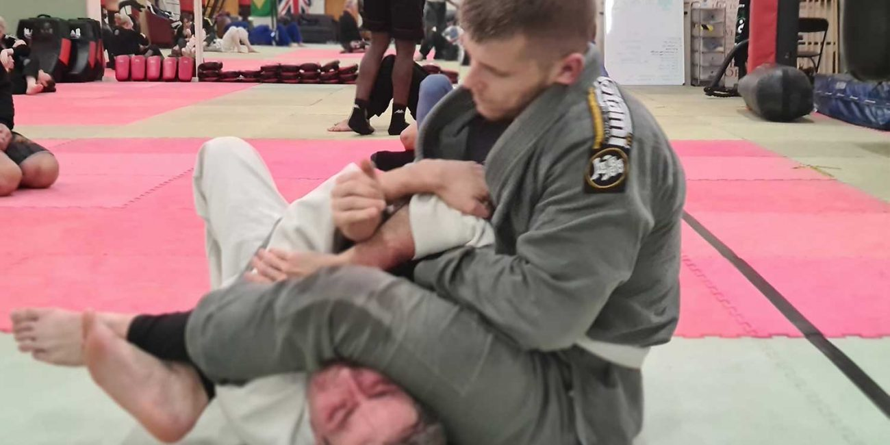 Grappling martial arts classes in Coventry at WOSW