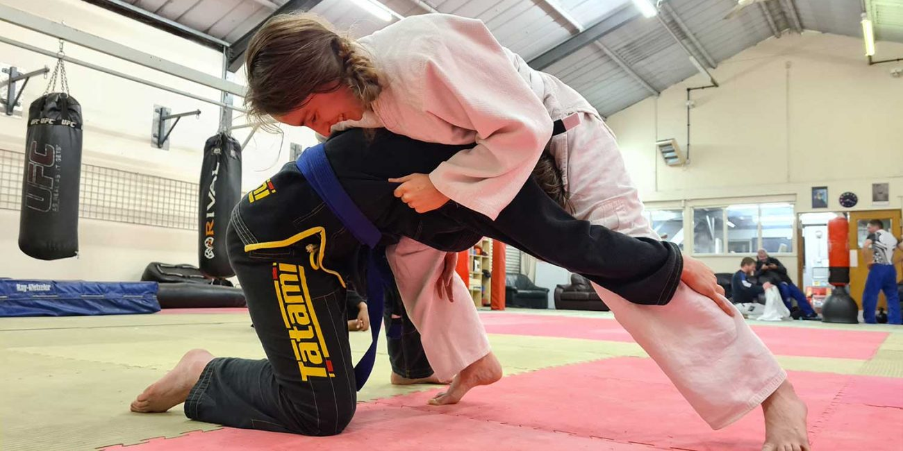 Brazilian Jiu-Jitsu or BJJ is a martial art based on grappling and ground fighting - Join the dojo in Coventry.
