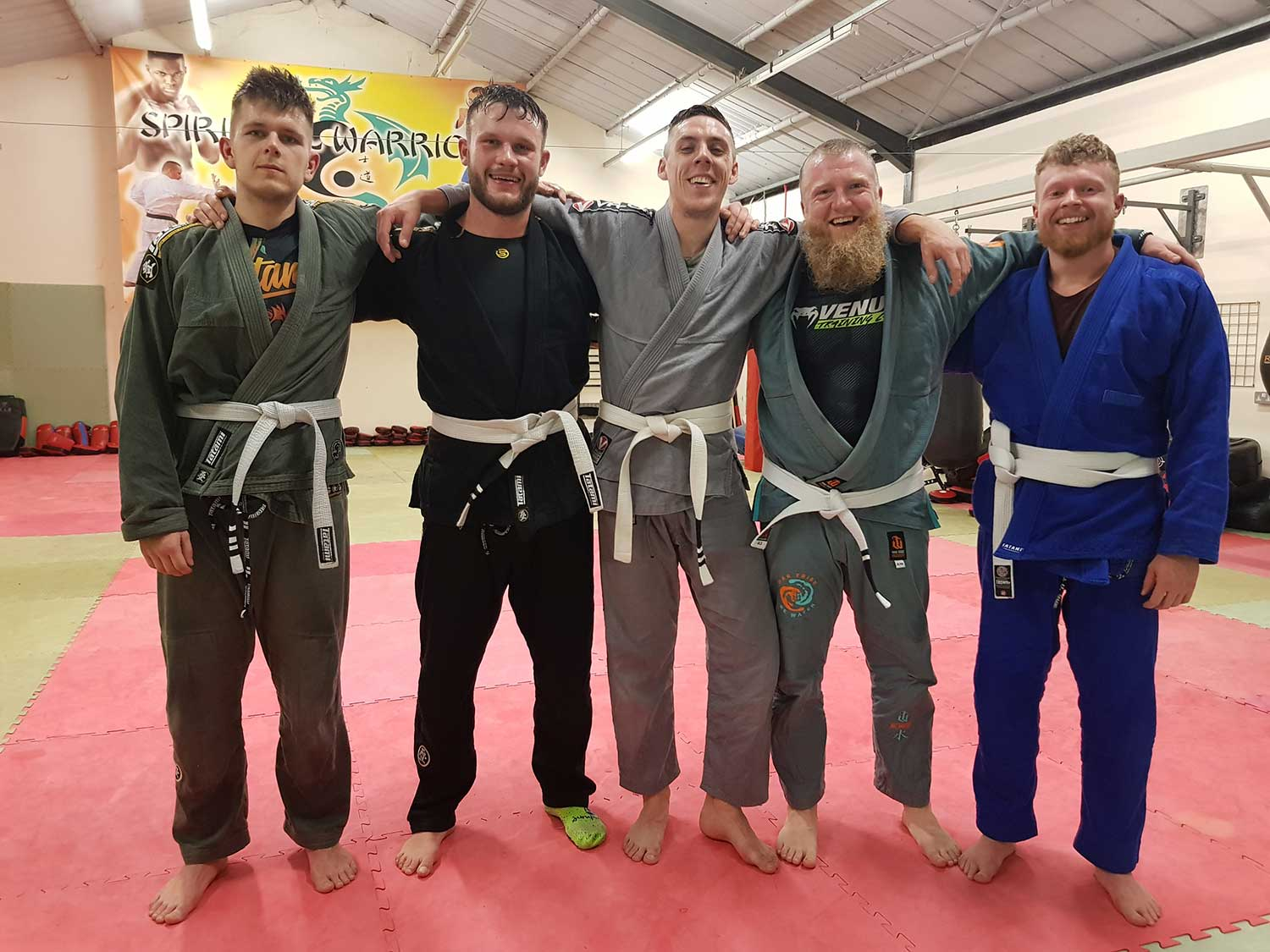 Adult MARTIAL ARTS in Coventry at The Way of the Spiritual Warrior Dojo