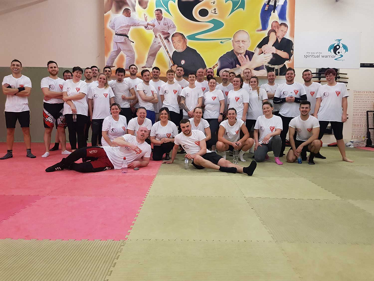 MARTIAL ARTS in Coventry at The Way of the Spiritual Warrior Dojo